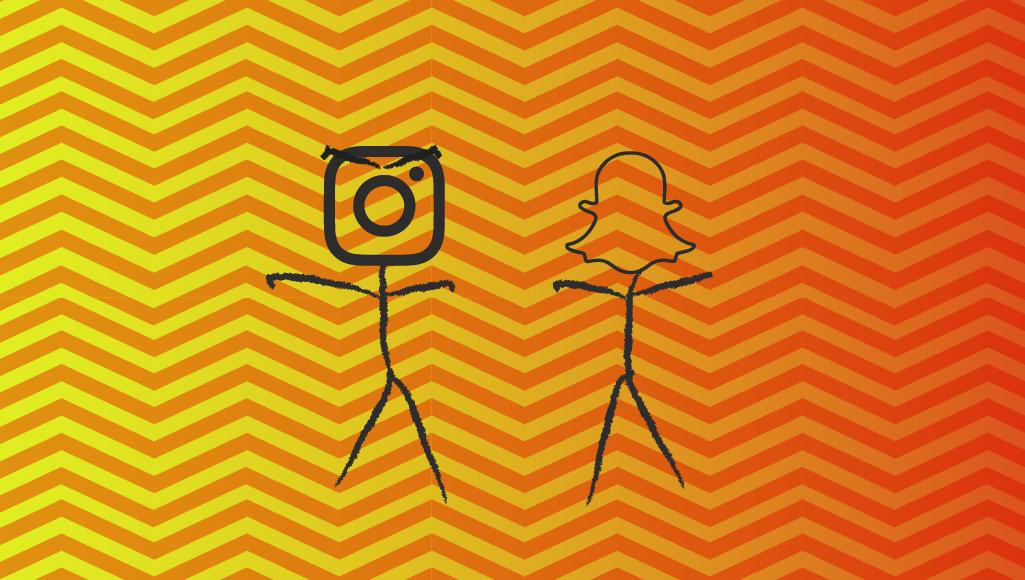 Instagram, ¡Snapchat te trajo una nueva idea!