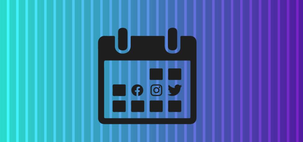 Crea tu calendario de redes sociales