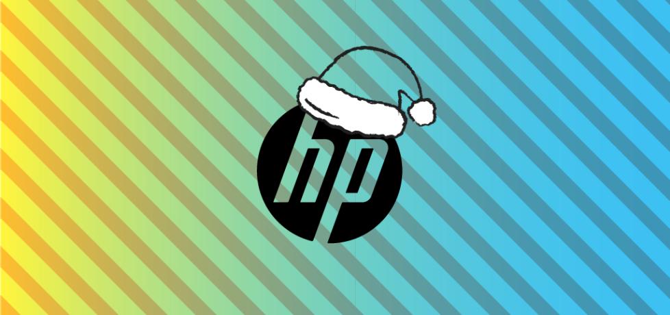 Anuncio navideño de HP: mensaje ejemplar con un producto protagonista