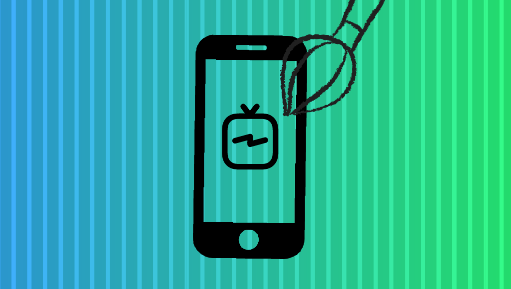 Instagram le pondrá cariño a IGTV con un nuevo diseño de pantalla