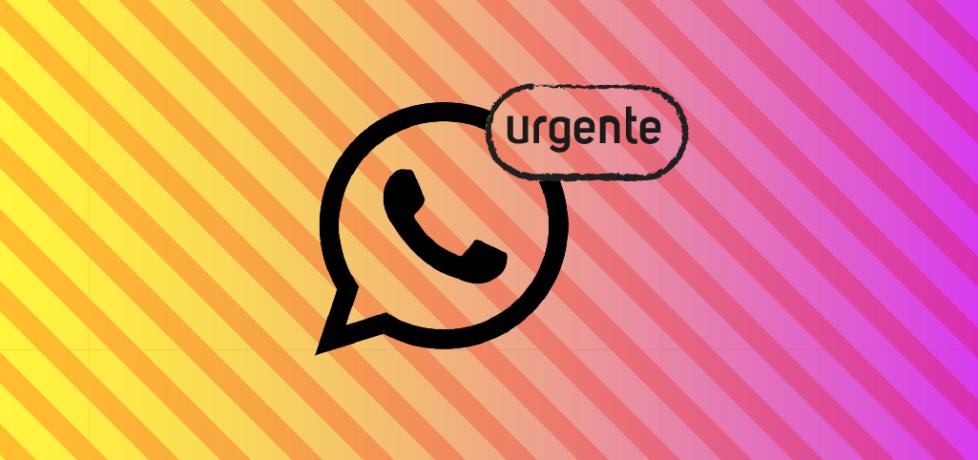 WhatsApp: si estás en problemas usa las respuestas de emergencia