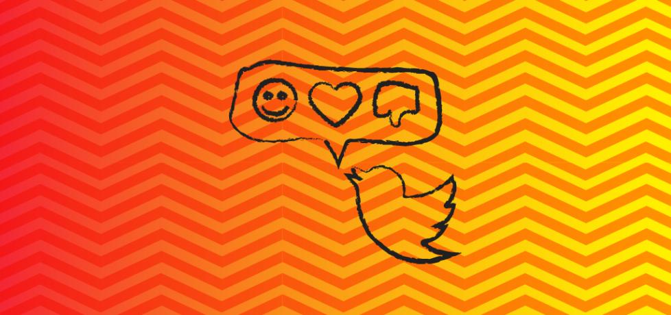 Twitter incluye reacciones para los mensajes directos