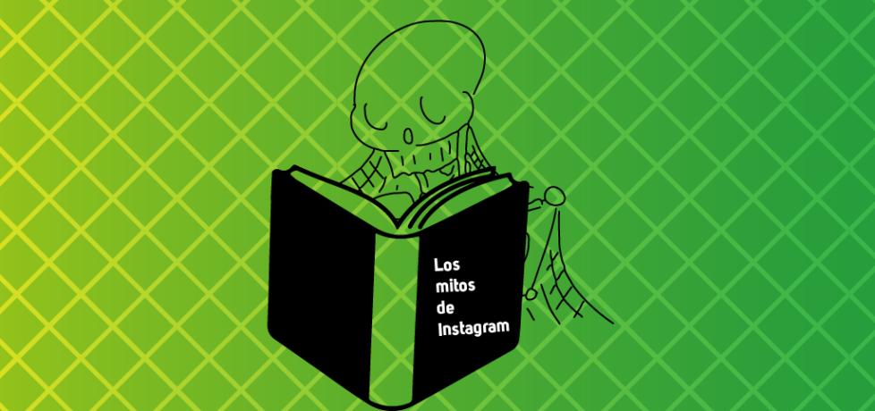 'Cuentos de la cripta' presenta: los mitos del algoritmo de Instagram