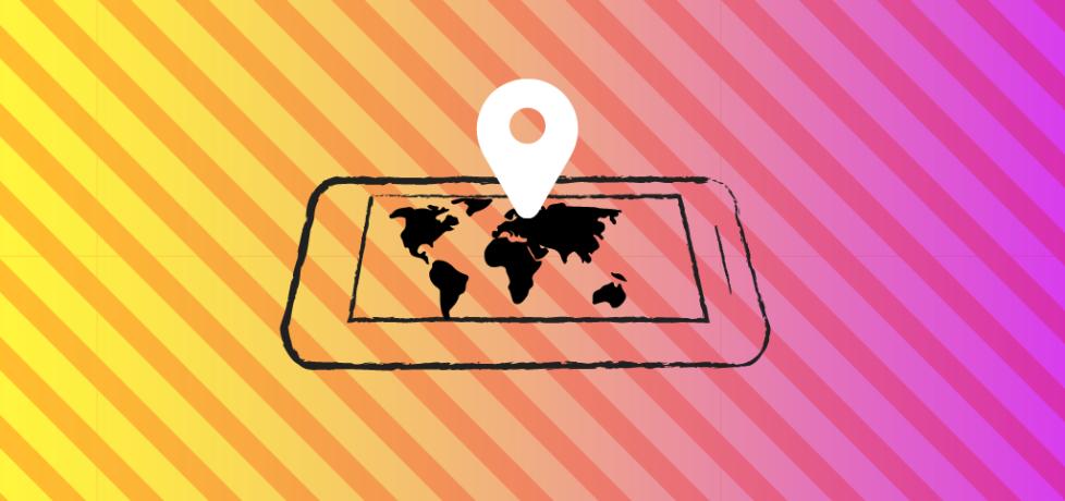 'Maps', el próximo sticker de Instagram Stories que indicará tu ubicación