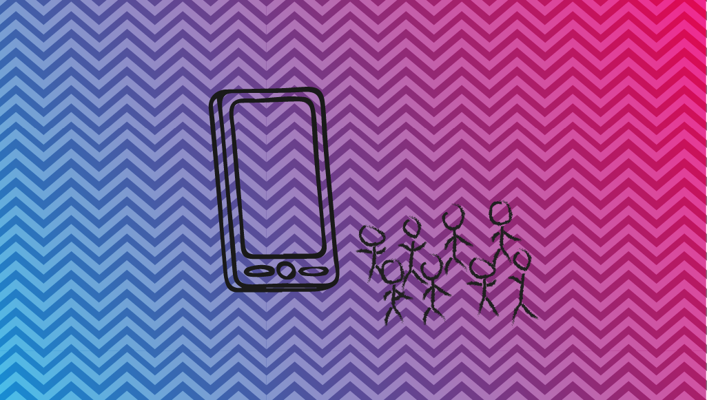 La generación Z tiene 60% más de participación en móviles