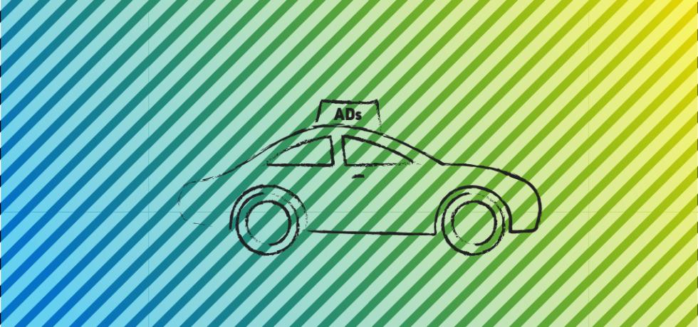 Uber tendrá publicidad programática en el exterior de sus vehículos