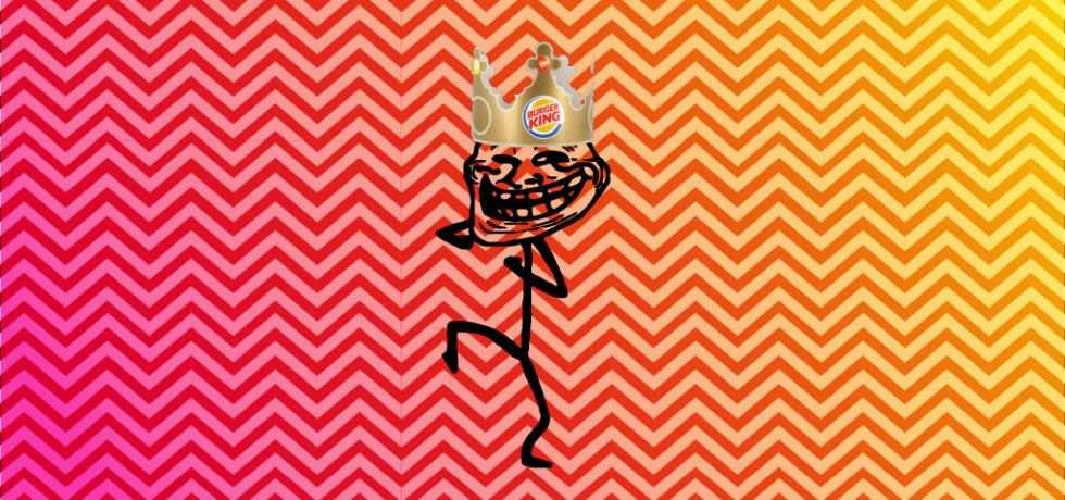 Burger King, el rey del trolleo marketing (más hacia McDonald's que a otros)