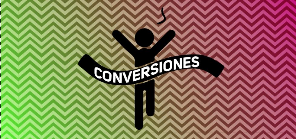 Conversión, tu meta más anhelada y exigente de tu ecommerce. ¡Alcánzala!